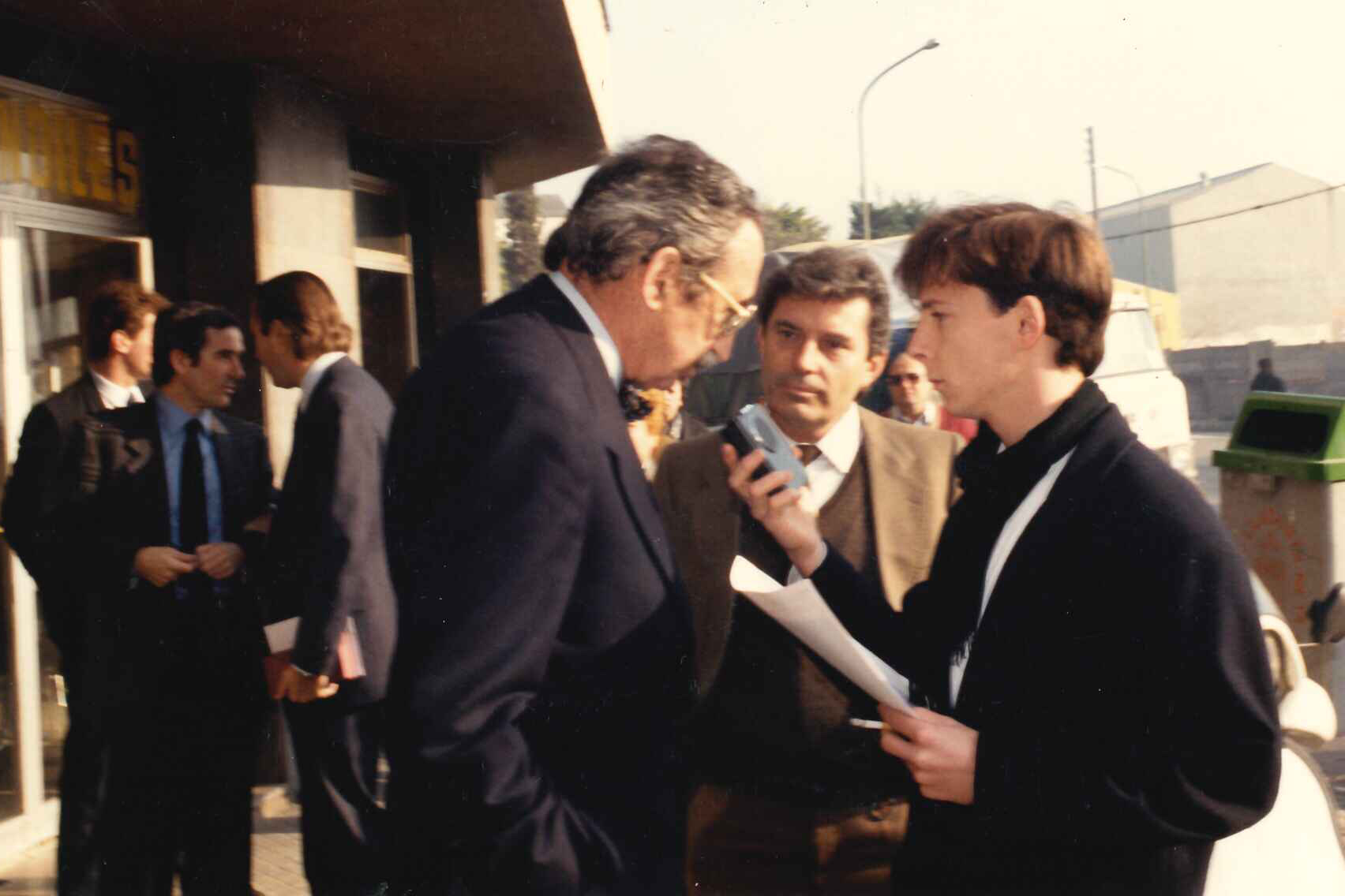 Pere dami n entrevista josep laporte 30 anys de r dio la for Laporte louisiana