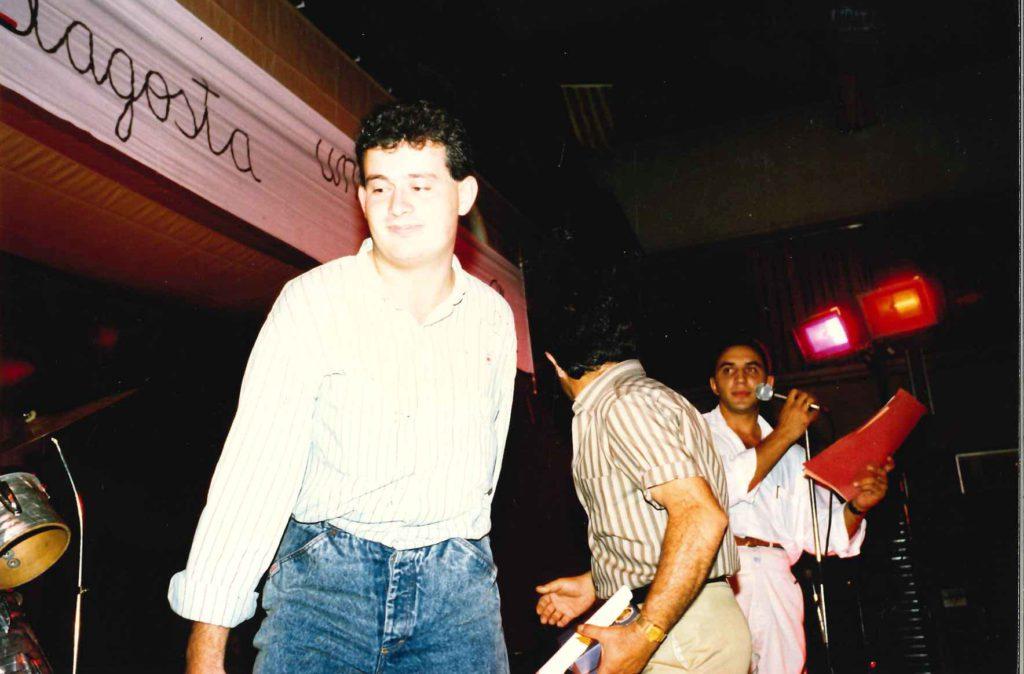 Primer aniversari de Ràdio la Llagosta (1987)
