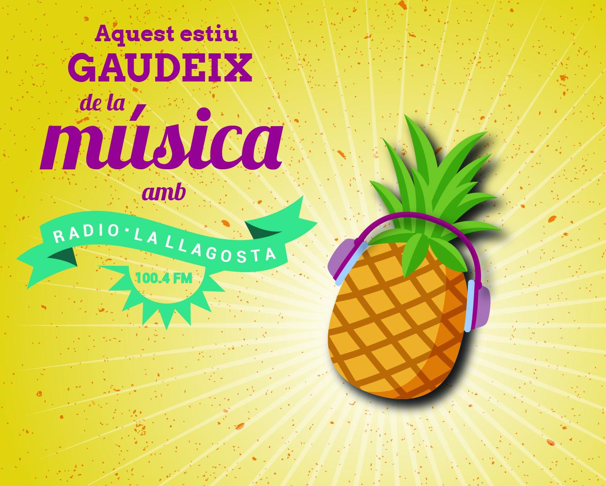 La ràdio més fesca de l'estiu