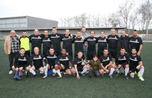 Plantilla del Club Deportivo Viejas Glorias.