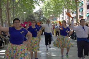 Grup de Ball de Gitanes de la Llagosta.