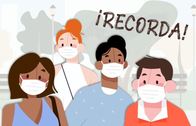 Multades 13 persones per no dur la mascareta posada | Ràdio la Llagosta